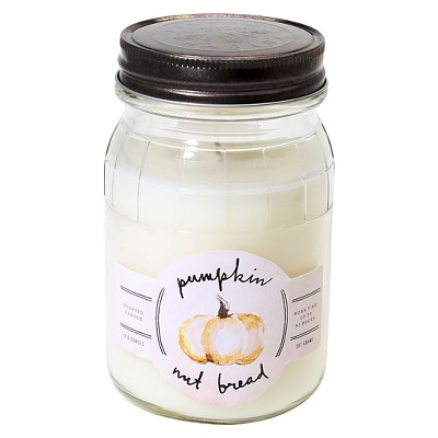Jar Candle - Pumpkin Nut Bread