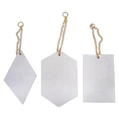 Marble Wall Gems Set of 3 - Nate Berkus™