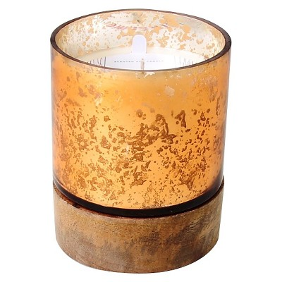 Filled Candle Copper