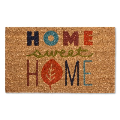 "Evergreen Home Sweet Home - (1'6""x2'6"")"