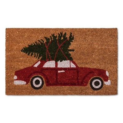 "Holiday Car - (1'6""x2'6"") - Threshold™"