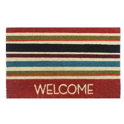 "Threshold™ Welcome Stripe - (1'6""x2'6"")"