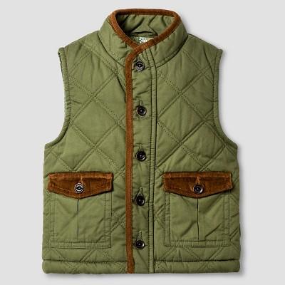 Baby Boys' Fashion vest - Orchid Leaf 12M - Genuine Kids™ from Oshkosh®