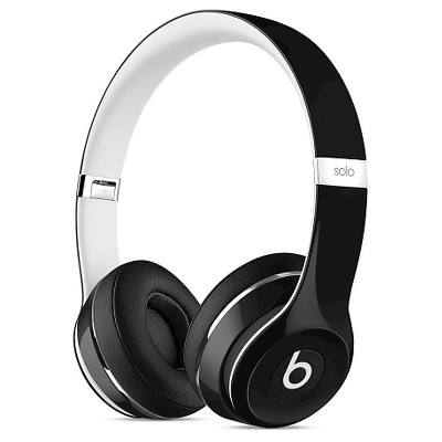 Beats Solo 2 Luxe Edition - Black