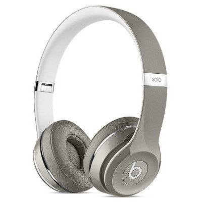 Beats Solo 2 Luxe Edition - Silver
