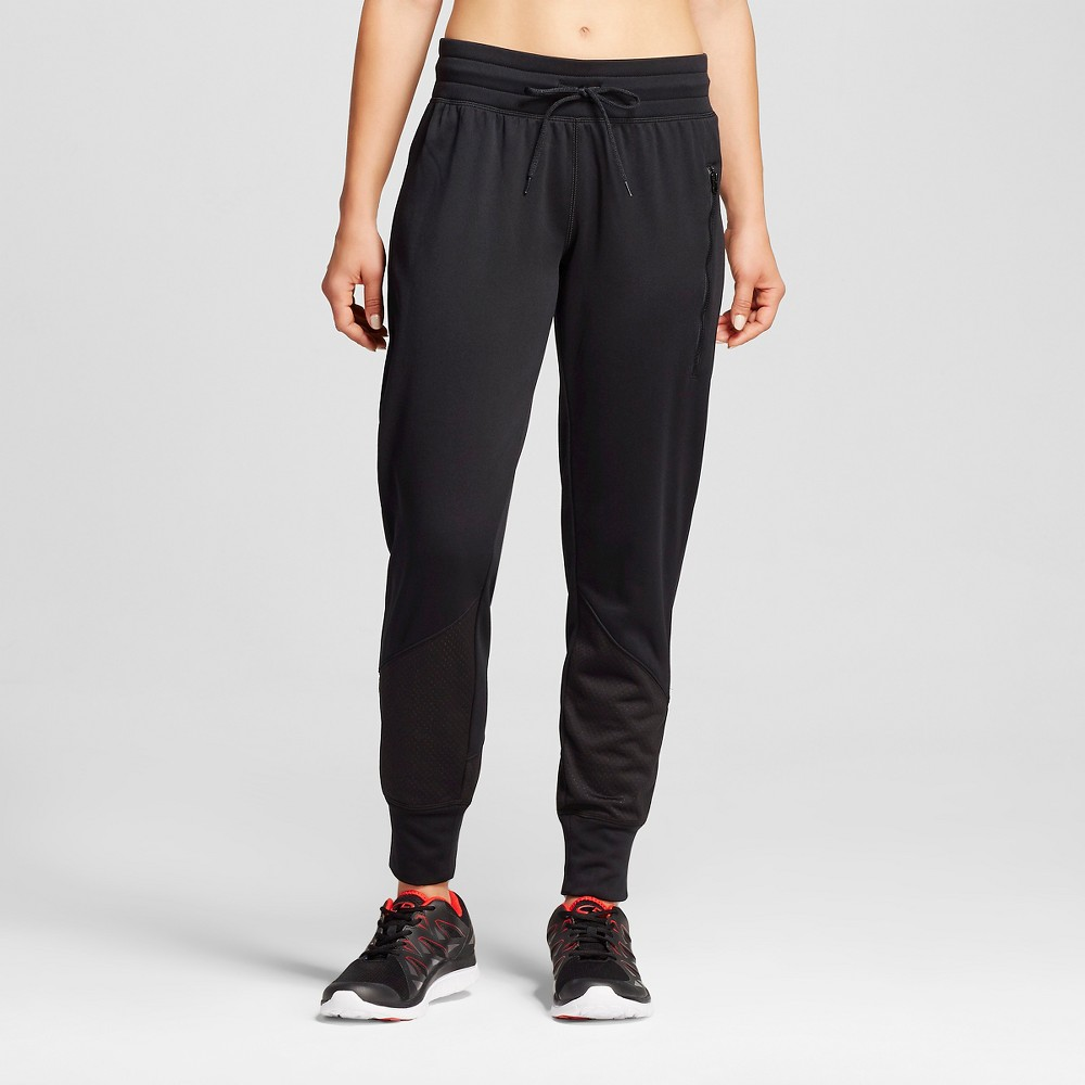 Women's Tech Fleece Novelty Jogger Pant - Black Xxl - C9 Champion