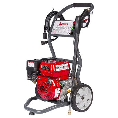 A-iPower 3200 PSI 2.4 GPM OHV Engine Axial Cam Pump Gas Pressure Washer