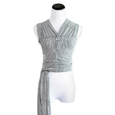 Happy! Wrap Organic Baby Carrier - Grey Stripe