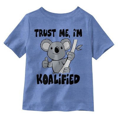 Toddler Boys' T-Shirt - Royal Blue 2T