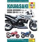 Haynes Kawasaki EX & ER500 (GPZ500S) '87 ( Haynes Service and Repair Manual) (Paperback)