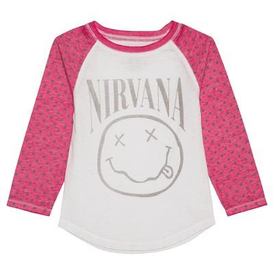 Baby Girls' Nirvana T-Shirt - White 12M