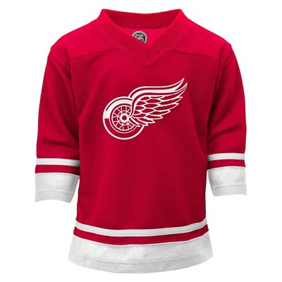 Detroit Red Wings Toddler Boys' Athletic Jersey 12 M