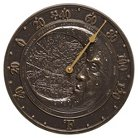 Moon Thermometer - French Bronze