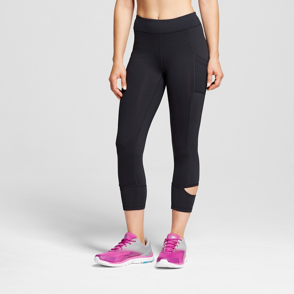 Women's Activewear Leggings - Black Xxl - C9 Champion