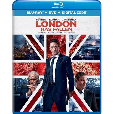 London Has Fallen (Blu-ray/DVD + Digital)