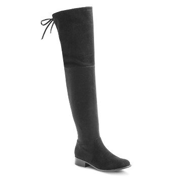 s the knee boots target
