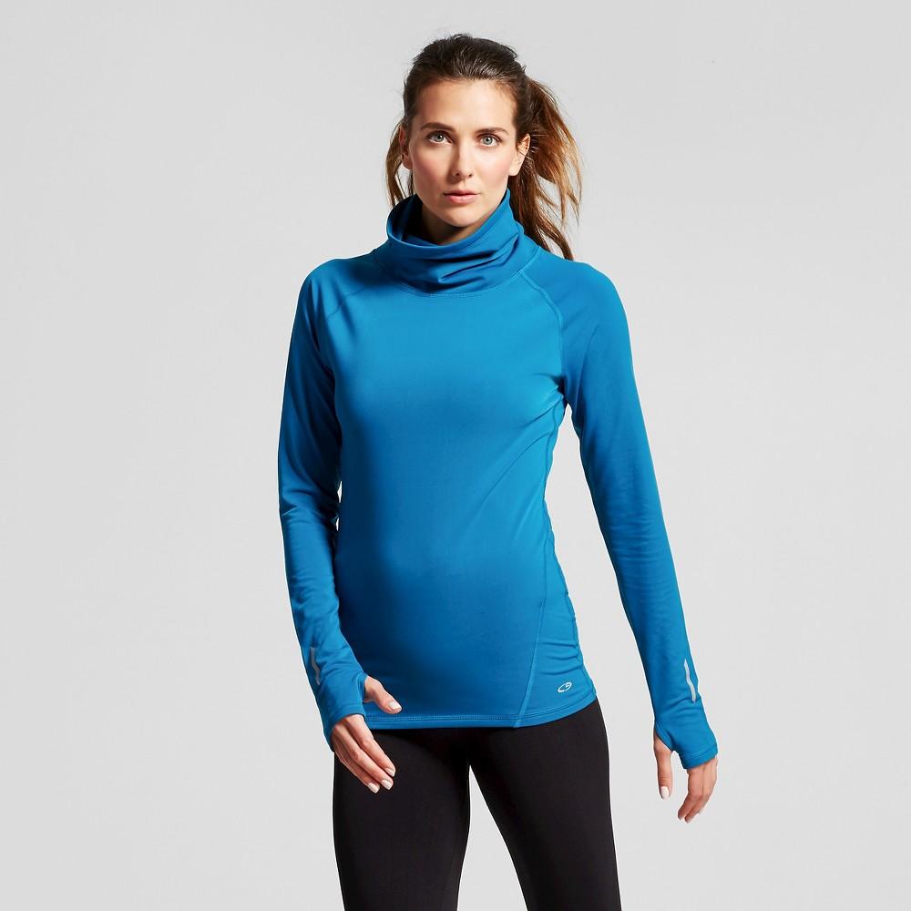 Women's Activewear Tee - Oasis Blue L - C9 Champion, Size: Large