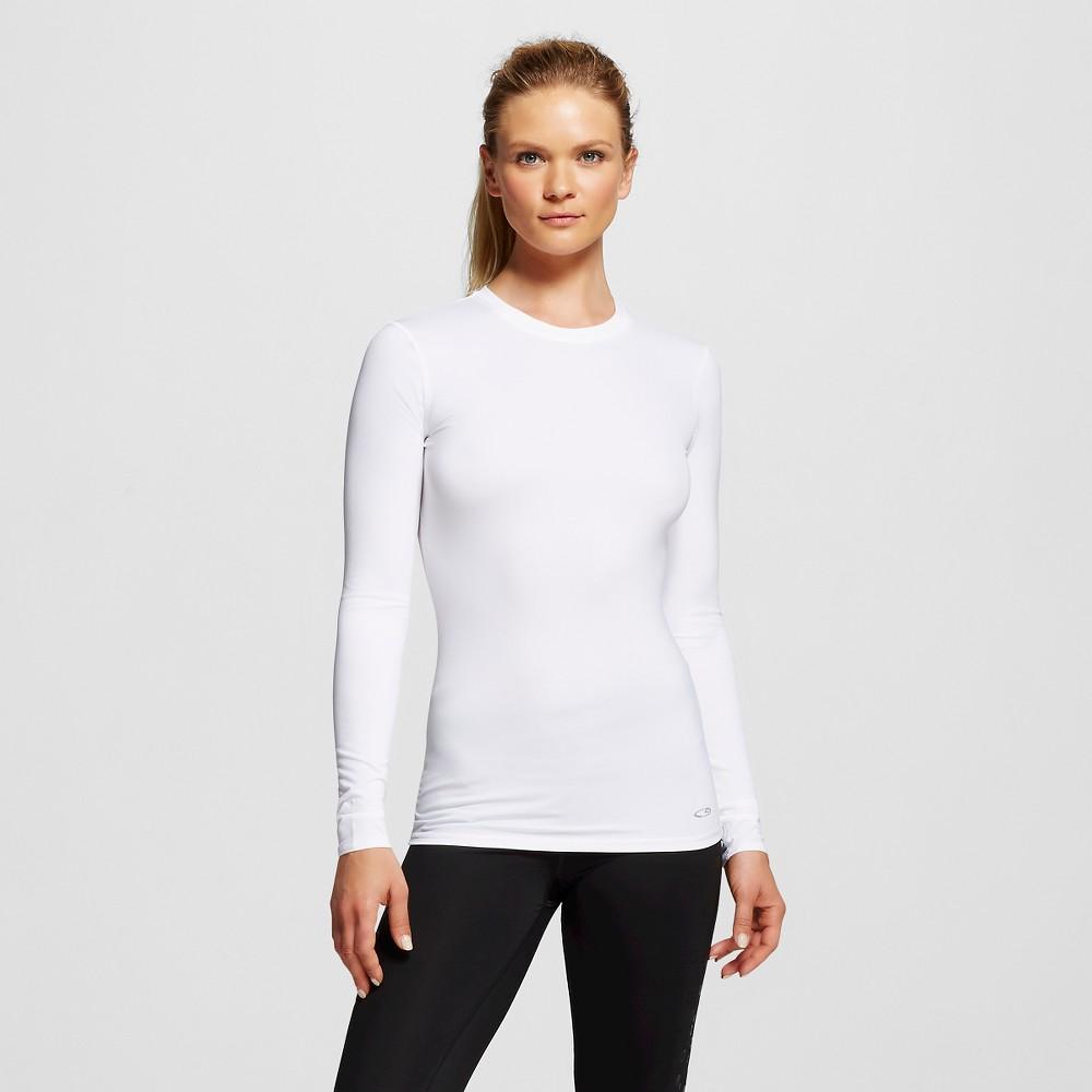 Women's Activewear Tee - True White XL - C9 Champion
