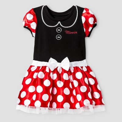 Disney Baby Girls' Occupational Dresses - Red 12M