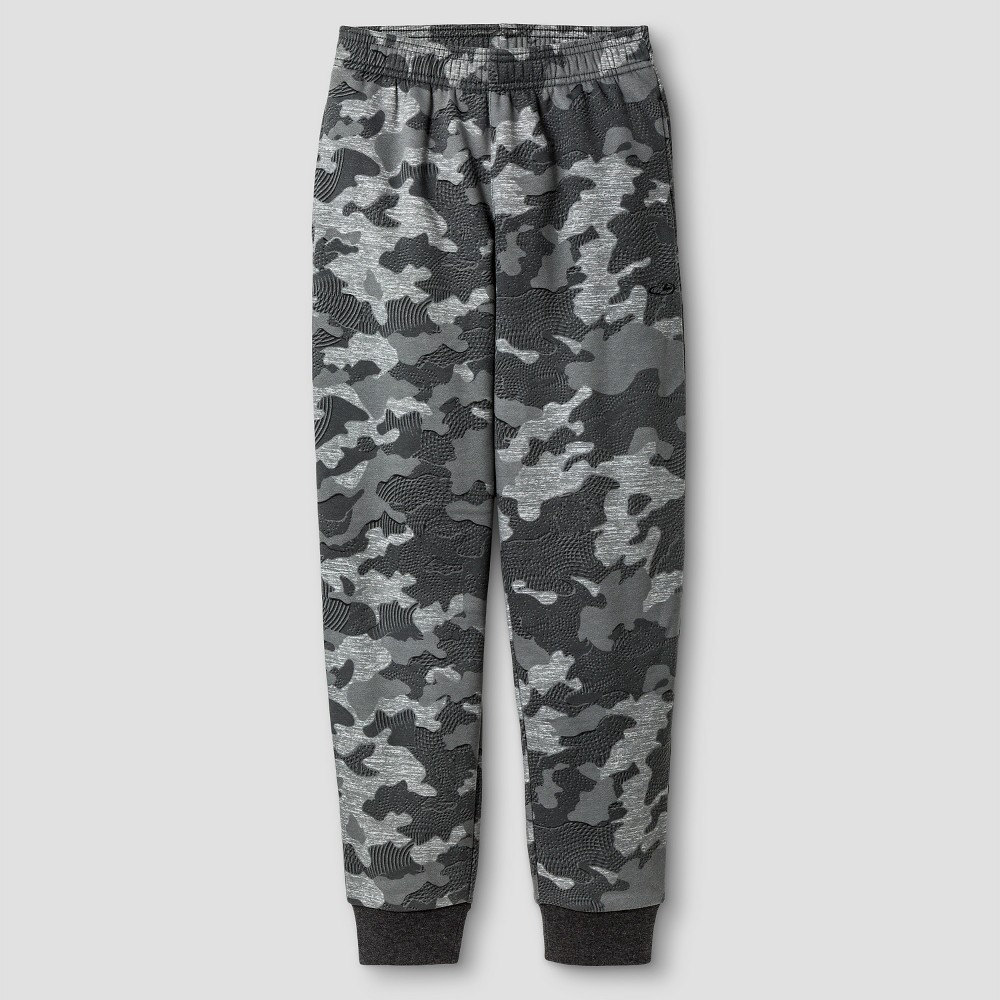 C9 Champion Boys' Printed Fleece Jogger - Navy XL, Men's, Grey