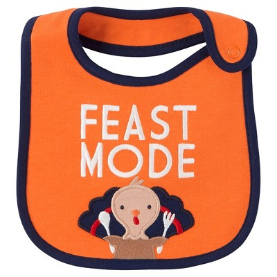 Babys' Feast Mode Bib OSZ - Just One You™Made by Carter's®