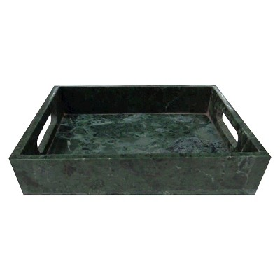 Marble Tray Green - Threshold™