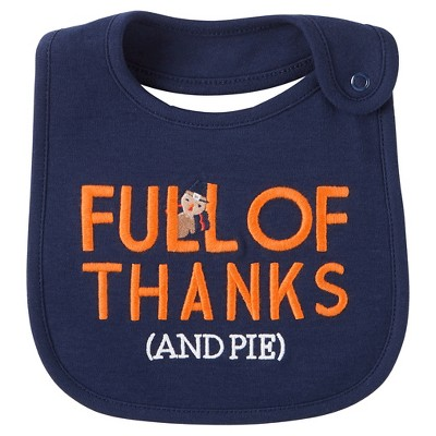 Babys' Full of Thanks Bib OSZ - Just One You™Made by Carter's®