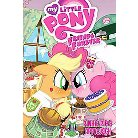 Pinkie Pie & Applejack ( My Little Pony: Friends Forever) (Hardcover)