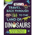 Travel Back Through Time to the Land of ( Discovery Kids Factivity) (Paperback)