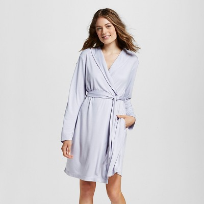 Women's Mid-Weight Robe Cultured Violet M/L - Gilligan & O'Malley™