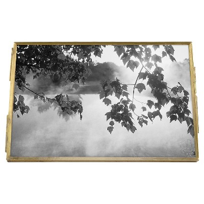 "Front-Opening 4""x6"" Brass Frame - Threshold™"