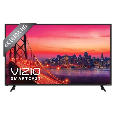 "VIZIO Smartcast™ E-Series 43"" Class Ultra HD Home Theater Display™ with Chromecast Built-in - Black (E43u-D2)"