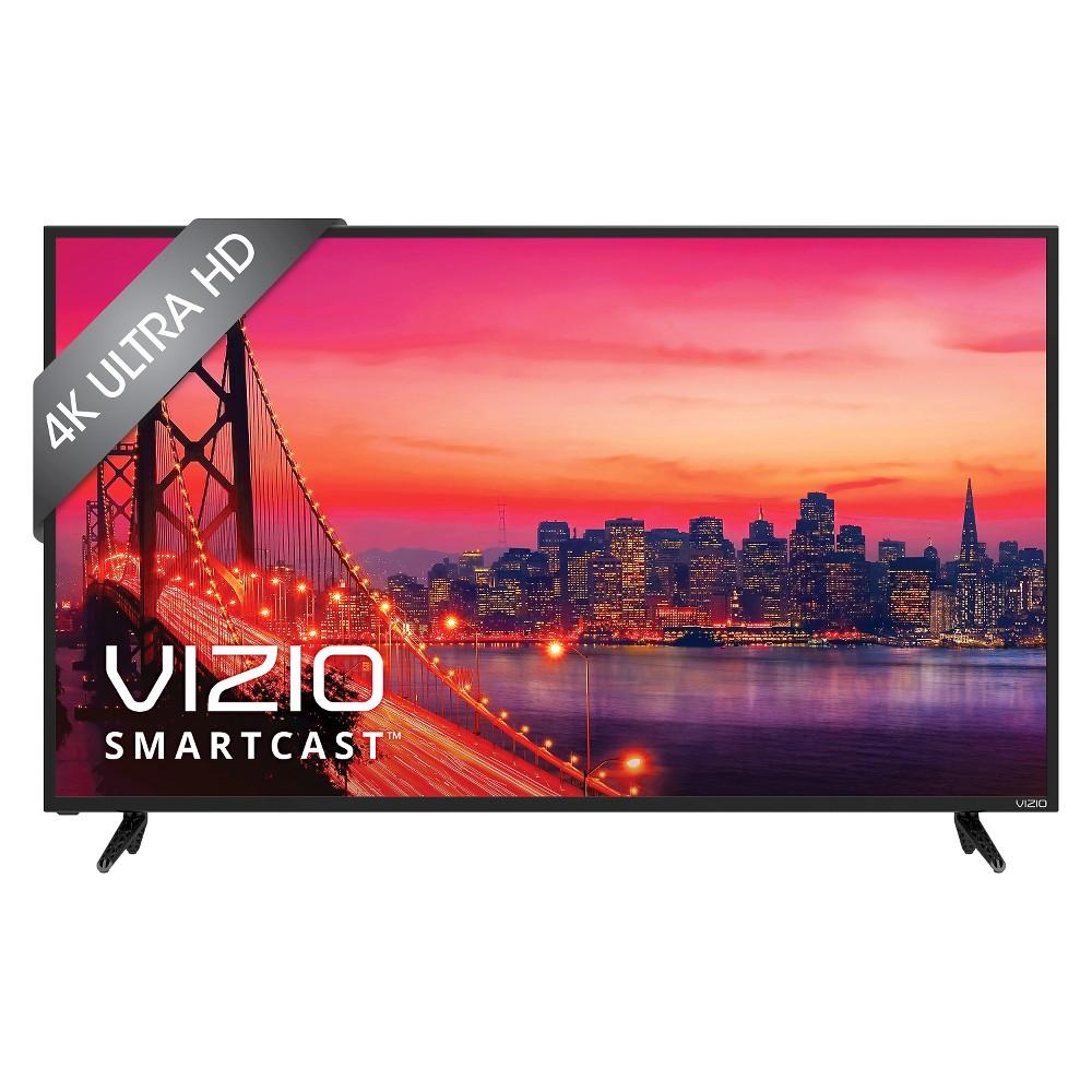 """Vizio SmartCast E-series 48"""""""" Class (47.51"""""""" diag.) Ultra HD Home Theater Display - Black (E48u-D0)"""