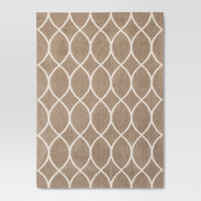 Luxor Area Rug 5'x7' Cream - Threshold™