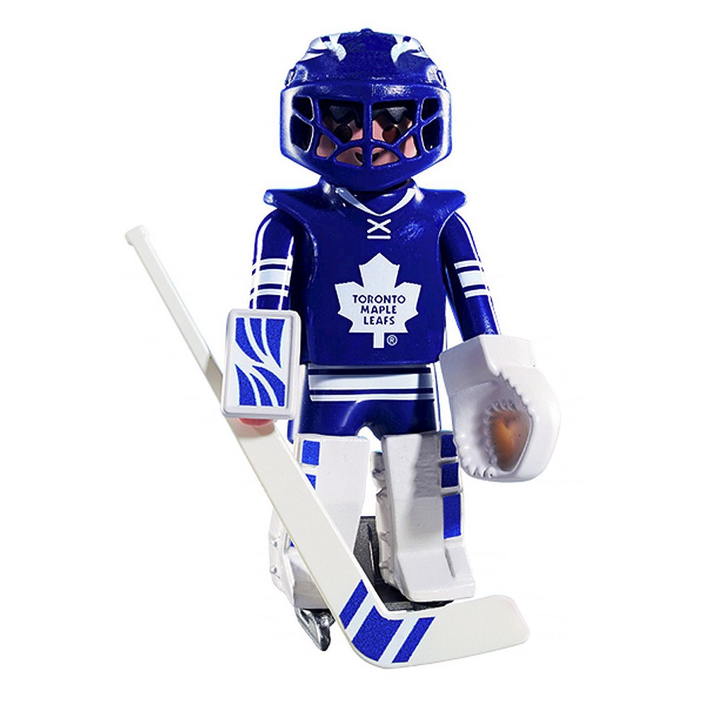 Playmobil Maple Leafs Goalie 013, Multi Colors
