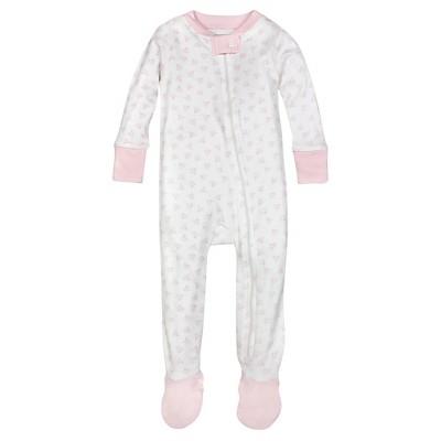 Burt's Bees Baby™ Girls' Honey Bee Sleeper - Pink 3-6M