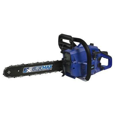 """Blue Max 18"""" 45cc Gas Chainsaw"""