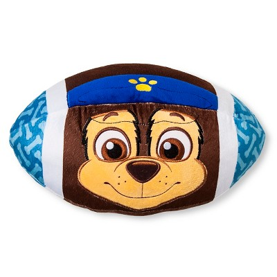 "Chase Plush Ball Decorative Pillow (14""x14"") Multicolored - PAW Patrol®"