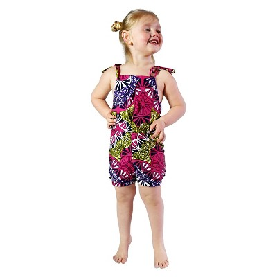 Female Rompers Indego Africa Multicolor 4T