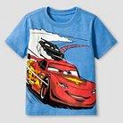 Toddler Boys' Disney Pixar Cars® Short Sleeve T-Shirt - Blue