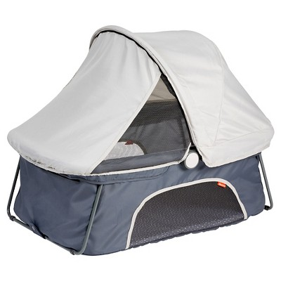 Diono Dreamliner Travel Bassinet - Grey