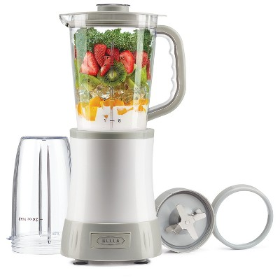 Bella Blender & Food Processor - White