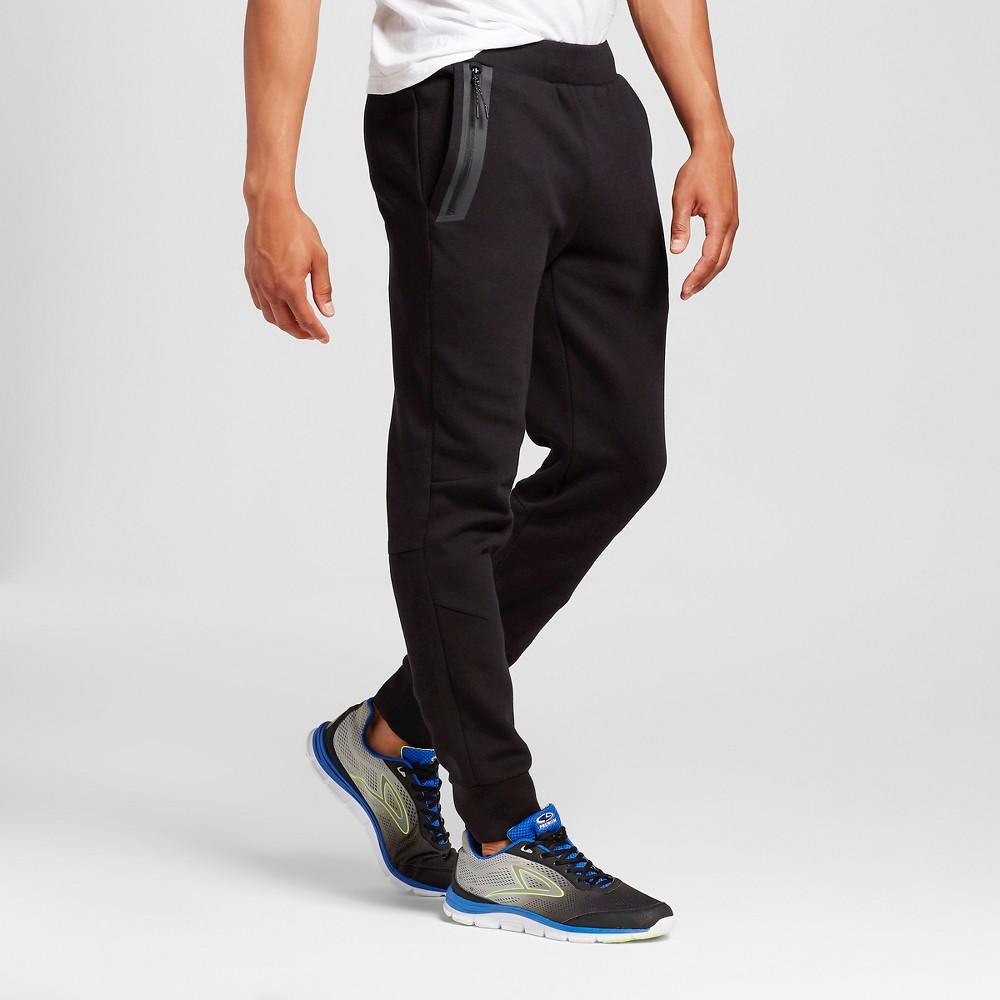 Men's Jogger Pants Black Heather S - C9 Champion, Size: Small, Ebony