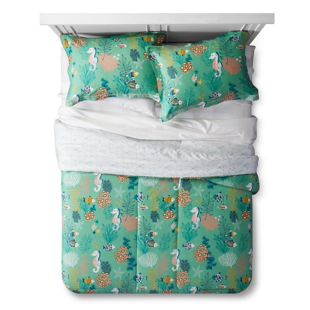 Reef Comforter Set - Multicolor - Lolli Living