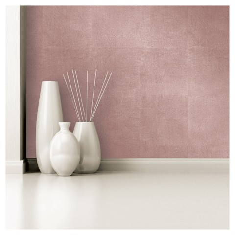 Devine Color Metallic Leaf Peel And Stick Wallpa Target