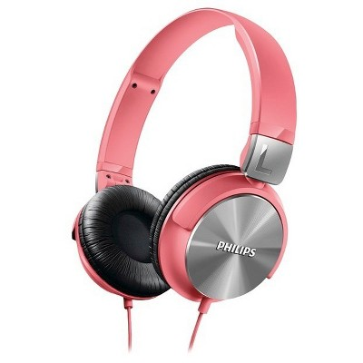 Philips SHL3160PK/27 Dj-style On-ear Headphones - Pink