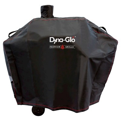 Dyna-Glo Premium Medium Charcoal Grill Cover - Black