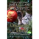 Ornaments of Death ( Josie Prescott Antiques Mystery) (Large Print) (Hardcover)