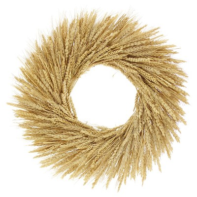 Wheat Wreath Golden Sky Smith & Hawken™