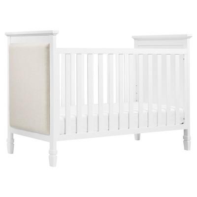 DaVinci Lila 3-in-1 Convertible Crib - White